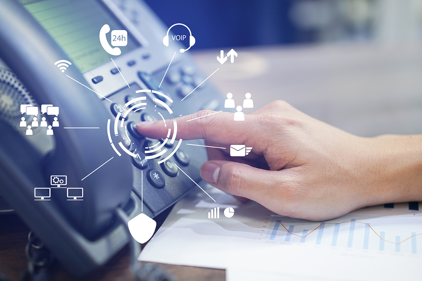 VoIP Communication